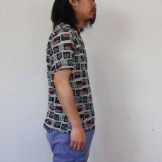 画像3: Nintendo コントローラープリント ゲームTシャツ M (3)