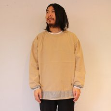 "画像3: COMFY OUTDOOR GARMENT ""GRAVEL LONG SLEEVE TEE""  TAN 【XL】 (3)"