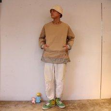 """画像6: COMFY OUTDOOR GARMENT """"GRAVEL LONG SLEEVE TEE"""" TAN  【L】 (6)"""