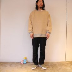 "画像6: COMFY OUTDOOR GARMENT ""GRAVEL LONG SLEEVE TEE""  TAN 【XL】 (6)"