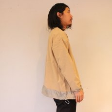 "画像4: COMFY OUTDOOR GARMENT ""GRAVEL LONG SLEEVE TEE""  TAN 【XL】 (4)"