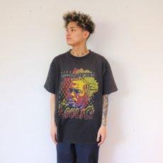 画像2: 90's COOLIO USA製 GANGSTA'S PARADISE ヒップホップTシャツ XL (2)