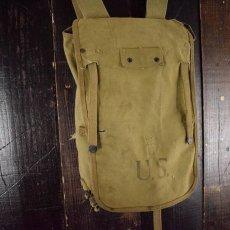 画像2: 40's WWII U.S. ARMY M1928 Haversack (2)