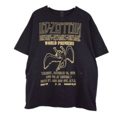 "画像3: UNDRESS ""HURRY"" T-SHIRTS (Led Zeppelin) 【L】 (3)"