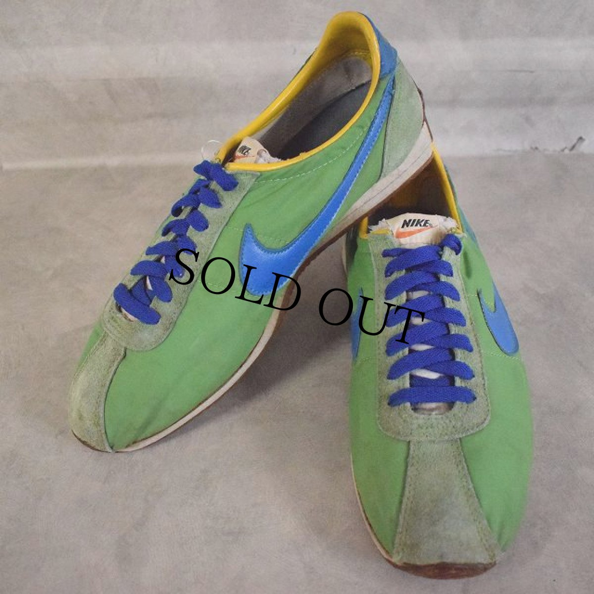 画像1: 70's Nike Westwood II Running Shoes 13 (1)