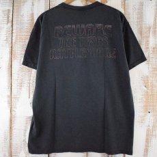 """画像2: 90's〜 WWF """"COLD STONE D.T.A."""" プロレスTシャツ XL (2)"""