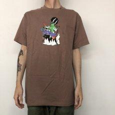 画像2: 90's COOP USA製 デビル エロイラストTシャツ (2)
