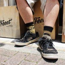 画像6: F.O.G. VIET-NAM Tiger Camo SOCKS 【Gold】 (6)