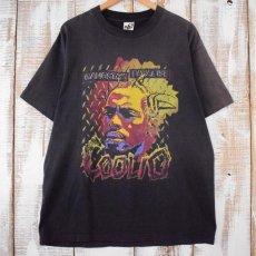 画像1: 90's COOLIO USA製 GANGSTA'S PARADISE ヒップホップTシャツ XL (1)