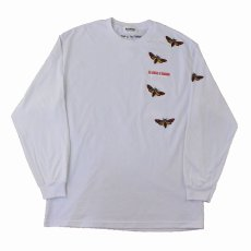 "画像1: BOWWOW ""THE SILENCE"" LS TEE WHITE 【XL】 (1)"