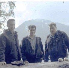 画像4: 80's ROYAL CANADIAN NAVY INTERMEDIATE COLD WEATHER PARKA 66/40 (4)