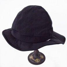 """画像1: COMFY OUTDOOR GARMENT """"FISHERMANS HAT (NYLON)"""" BLACK  (1)"""