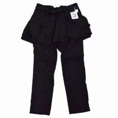 """画像1: COMFY OUTDOOR GARMENT """"KILTEC BODAGE PANTS"""" BLACK (1)"""