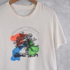 """画像1: 80's GRATEFUL DEAD """"SKULL&ROSES"""" ロックバンドTシャツ (1)"""