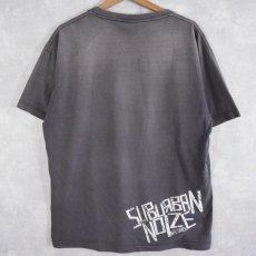 """画像2: (HED) P.E. """"Suburban Noize Records""""  ロックバンドTシャツ (2)"""