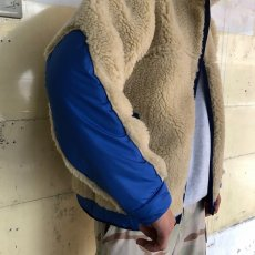 "画像9: COMFY OUTDOOR GARMENT ""RABBIT HOODIE"" BEIGE×BLUE 【L】 (9)"