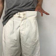 画像5: 40's Royal Navy Gurkha Shorts? W25-31 (5)