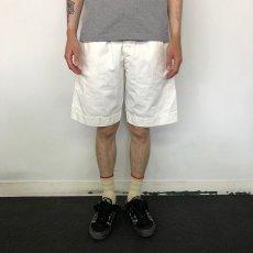 画像2: 40's Royal Navy Gurkha Shorts? W25-31 (2)