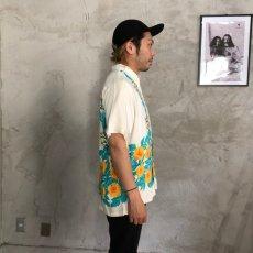 画像3: 40's Duke Kahanamoku chrysanthemum(菊) Hawaiian shirts (3)