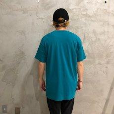 画像4: 80's FRUIT OF THE LOOM USA製 無地ポケットTシャツ XXXL (4)