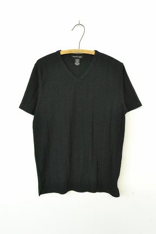 画像1: 【価格を見直しました】  KENNETH COLE NY 無地VネックTシャツ (1)