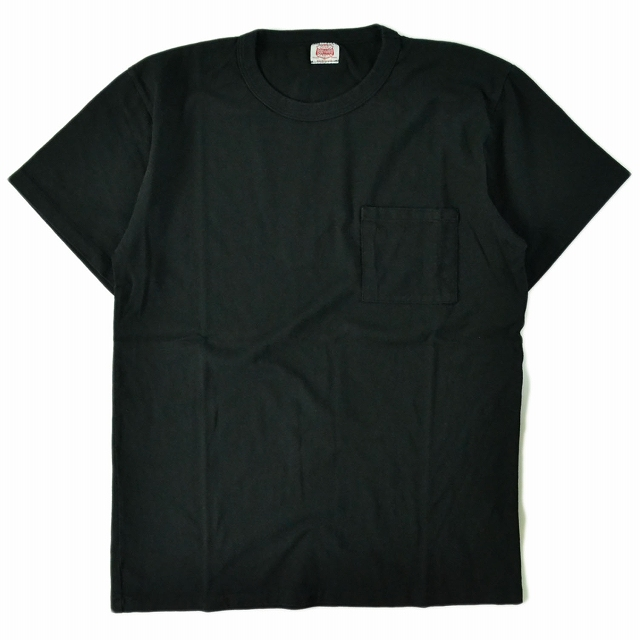 "画像1: BODYGARD ""CN BINDER TEE GLASSES POCKET"" (BLACK) (1)"