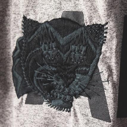 """画像1: 【20%OFF】 ink """"SOUVENIR TEE"""" Vietnam(black) (1)"""