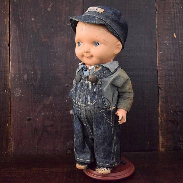 """画像1: 30's Lee Buddy lee doll """"ハウスタグ"""" (1)"""