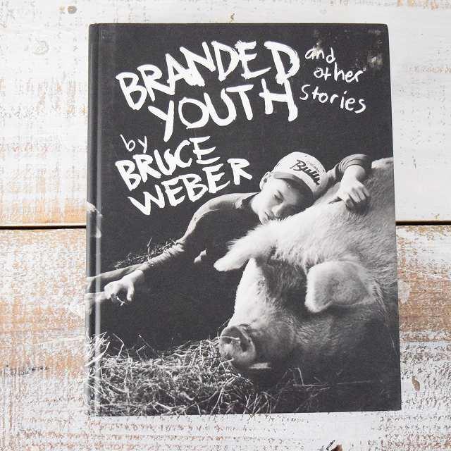 画像1: 【20%OFF】 90's Bruce Weber BRANDED YOUTH and other stories (1)