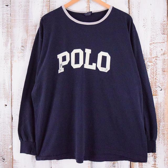 "画像1: 【20%OFF】 Ralph Lauren ""POLO"" ロンT (1)"
