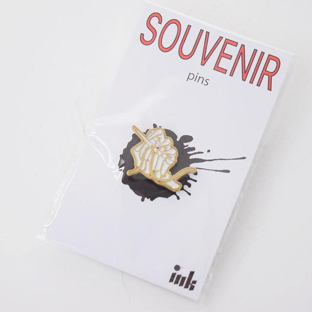 """画像1: ink """"SOUVENIR Pins"""" ソーイングハンド (1)"""