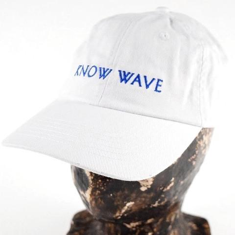 """画像1: KNOW WAVE """"Denim Hat"""" (1)"""