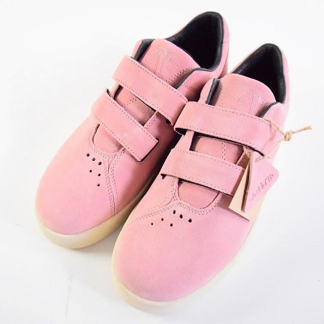 """画像1: AREth """"I velcro"""" Vintage Pink (1)"""
