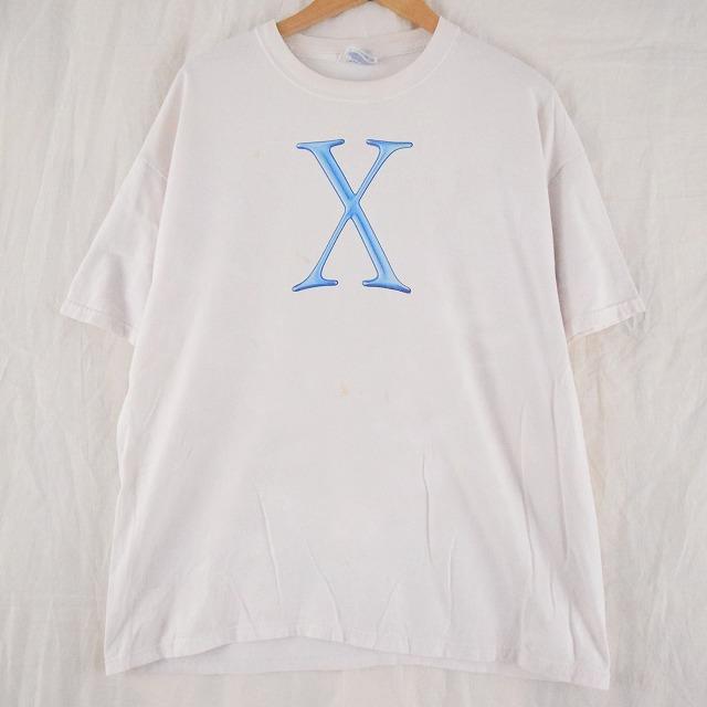 """画像1: 2000's Apple """"Mac OS X"""" プリントTシャツ XL (1)"""
