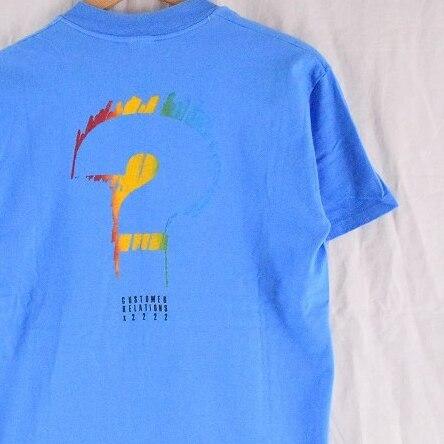 """画像1: 80's〜90's Apple USA製 """"Let's get personal"""" Tシャツ (1)"""