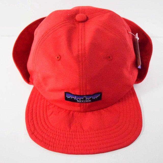 "画像1: NEXUSVII ""SUPPLEX NYLON SUN HAT"" RED (1)"