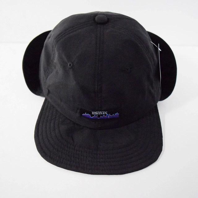 """画像1: NEXUSVII """"SUPPLEX NYLON SUN HAT"""" BLACK (1)"""