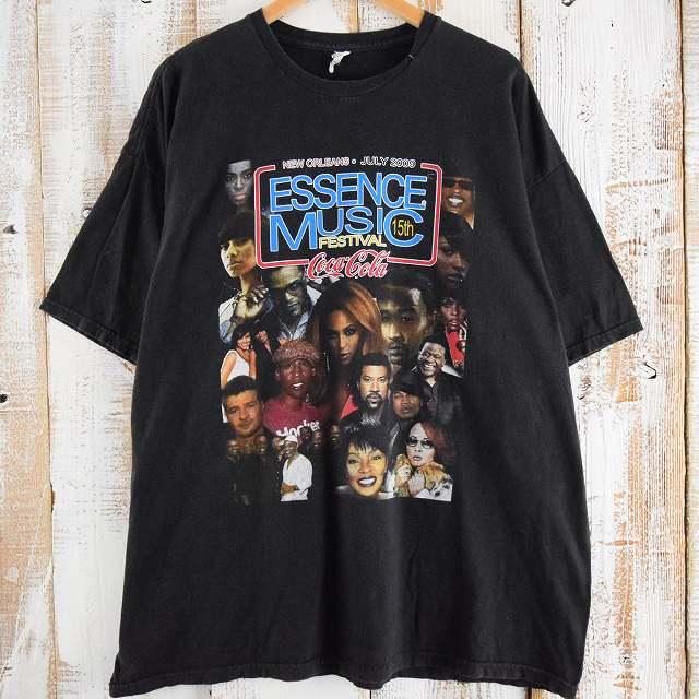 画像1: 2009 Essence Music Festival 15周年 ユージックフェスTシャツ 2XL (1)