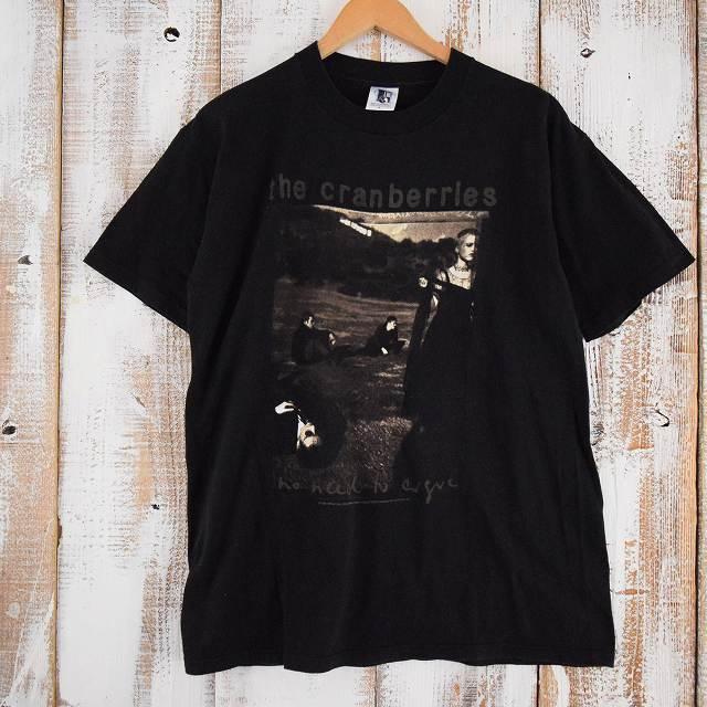画像1: 90's The Cranberries USA製 ロックバンドTシャツ (1)