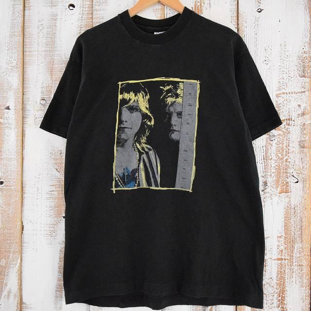画像1: 80's Indigo Girls USA製 ミュージシャンTシャツ XL (1)