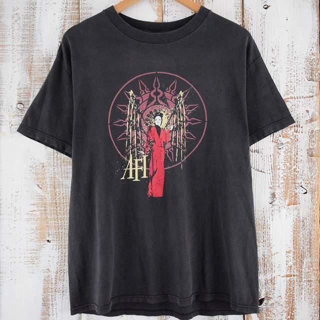 画像1: AFI ロックバンドTシャツ (1)