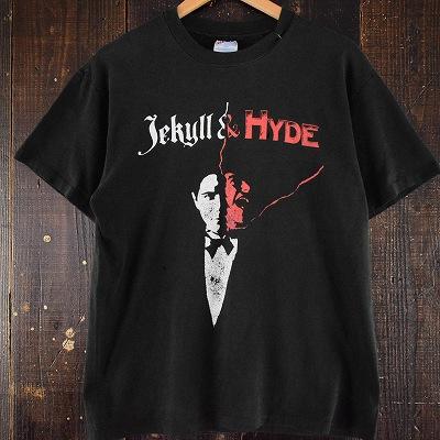 画像1: 90's Jekyll & Hyde ミュージカルTシャツ (1)