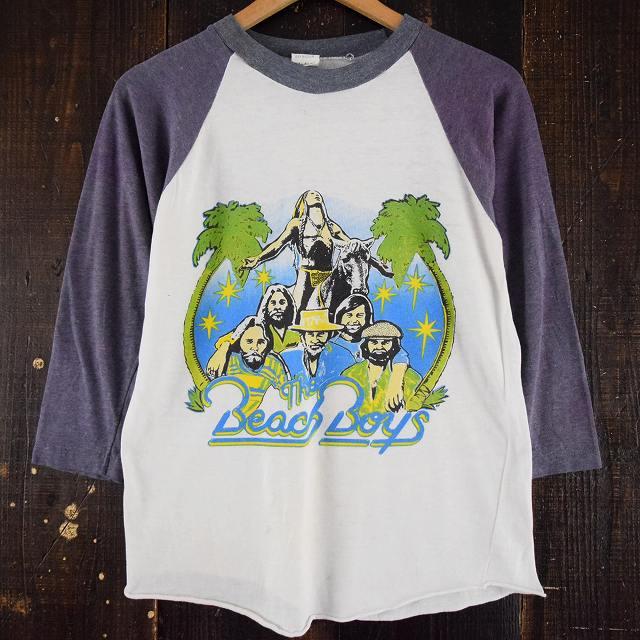 画像1: 80's The Beach Boys ロックバンドTシャツ (1)