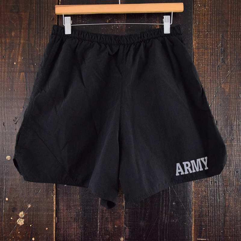 画像1: 2000's US.ARMY ナイロントレーニングショーツ (1)