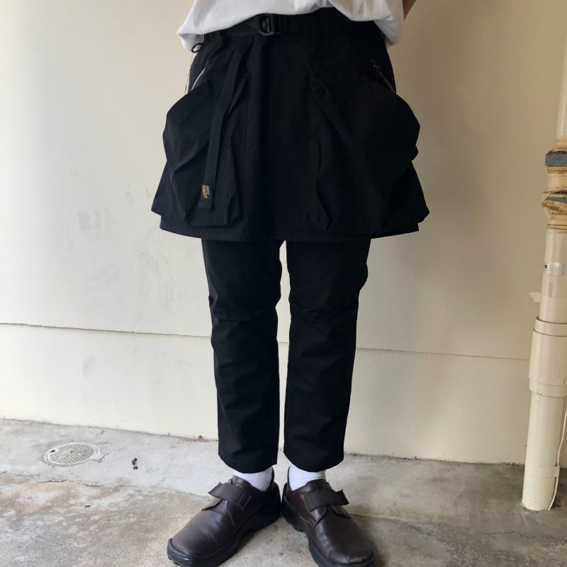 "画像1: COMFY OUTDOOR GARMENT ""KILTIC PANTS"" BLAK 【M】 (1)"