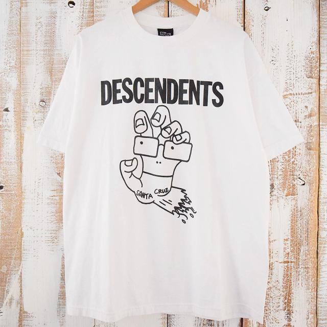 画像1: DESCENDENTS バンドTシャツ XL (1)