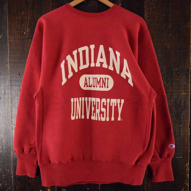 "画像1: 90's〜 Champion REVERSE WEAVE ""INDIANA"" XL (1)"