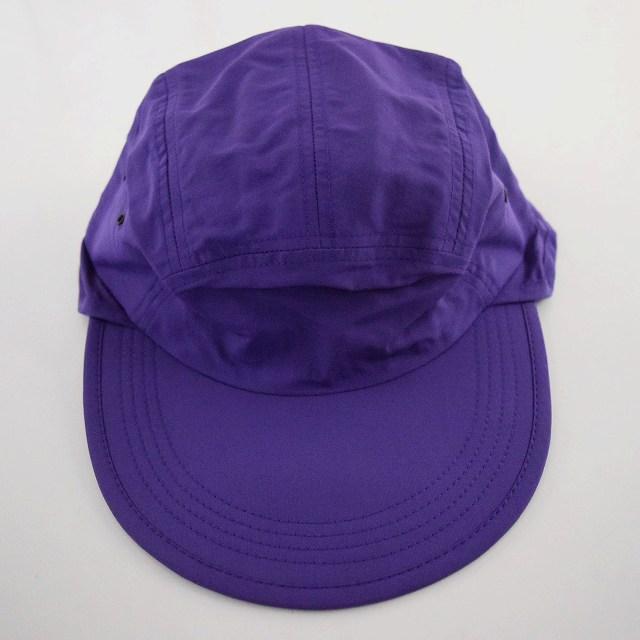 """画像1: geek CAP """"geek Nylon Sun Hat"""" Purple (1)"""