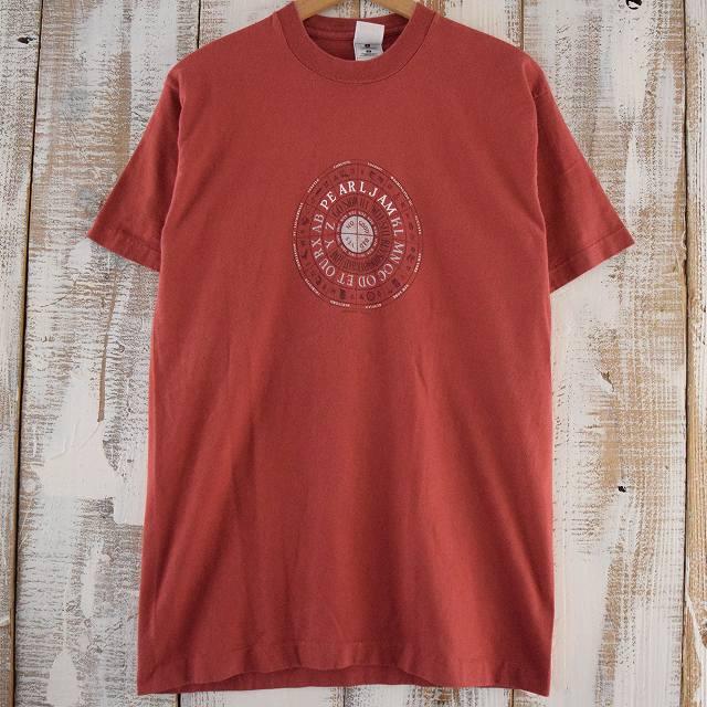 画像1: 90's PEARL JAM USA製 ロックバンドTシャツ (1)
