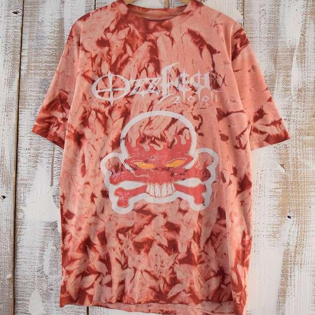 画像1: 2001 OZZFEST USA製 ロックフェスTシャツ (1)